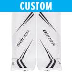 Bauer Pro Custom Vapor 2X Pro Goalie Leg Pads - Senior