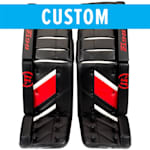 Warrior Custom Ritual GT2 Pro Goalie Leg Pads - Senior