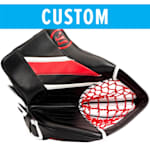 Warrior Custom Ritual GT2 Pro Goalie Catch Glove - Senior