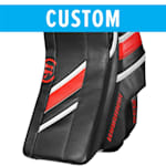 Warrior Custom Ritual GT2 Pro Goalie Blocker - Senior