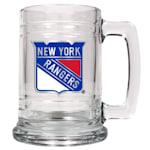 New York Rangers 15 OZ Classic Glass Mug