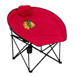 Logo Brands Chicago Blackhawks Squad Chair