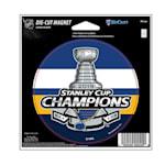 Wincraft St. Louis Blues Stanley Cup Champions Die-Cut Magnet