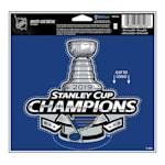Wincraft St. Louis Blues Stanley Cup Champions Multi-Use Decal