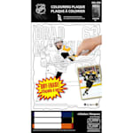 Frameworth Brad Marchand NHL Coloring Plaque