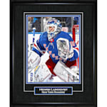 Frameworth New York Rangers 8x10 Player Frame - Henrik Lundqvist