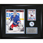 Frameworth New York Rangers Photocard Frame - Henrik Lunqvist