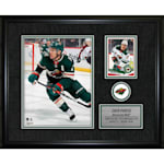 Frameworth Minnesota Wild Photocard Frame - Zach Parise