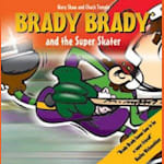 Brady Brady and The Super Skater Children's Book