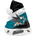 San Jose Sharks Holiday Santa Hat