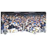 St. Louis Blues Stanley Cup Celebration Canvas