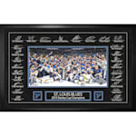 St. Louis Blues Stanley Cup Framed Signatures Replica