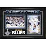 St. Louis Blues Stanley Cup Double Photo