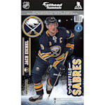 Fathead NHL Teammate Buffalo Sabres Jack Eichel Wall Decal