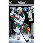 Fathead NHL Teammate Minnesota Wild Zach Parise Wall Decal