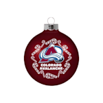 NHL Small Ball Ornament - Colorado Avalanche