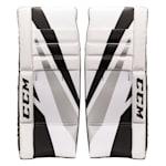 CCM Fleury Street Hockey Goalie Leg Pads 28 Inch - Intermediate