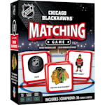 Matching Game- Chicago Blackhawks