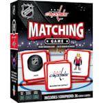Matching Game- Washington Capitals