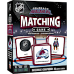 MasterPieces Matching Game - Colorado Avalanche