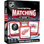MasterPieces Matching Game- Detroit Red Wings