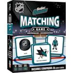 Matching Game- San Jose Sharks