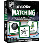 MasterPieces Matching Game- Dallas Stars