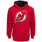 Adidas New Jersey Devils Prime Pullover Hoodie - Youth