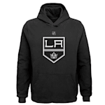 Adidas LA Kings Primary Logo Hoodie - Youth
