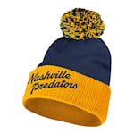 Adidas 2020 Winter Classic Nashville Predators Cuffed Knit Winter Hat