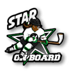 Star on Board Girl - Player