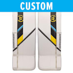 Warrior Custom Ritual G5 Pro Goalie Leg Pads - Senior