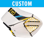 Warrior Custom Ritual G5 Pro Goalie Glove - Senior