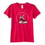 Pure Hockey Holiday Skate Tee - Youth