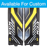 CCM Custom Axis Pro Goalie Leg Pads - Intermediate