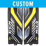 Custom Axis Pro Goalie Leg Pads - Senior