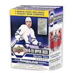 Upper Deck Series 2 NHL Blaster Box 2019-2020