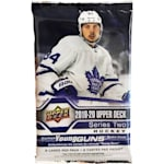 2019-20 Upper Deck NHL Series 2 Hockey Card Pack