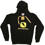 John Dangle Classic BlackHoodie - Adult