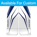 Bauer Digi-Print Custom Supreme Ultrasonic Goalie Leg Pads - Senior