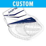 Bauer True Design Custom Supreme Ultrasonic Goalie Glove - Senior