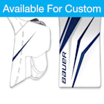 Bauer Digi-Print Custom Supreme Ultrasonic Goalie Blocker - Senior