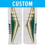 Vaughn Custom Velocity V9 Pro Carbon Goalie Leg Pads - Senior