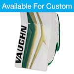 Vaughn Custom Velocity V9 Pro Carbon Goalie Blocker - Senior