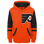 Adidas Faceoff FZ Fleece Hoodie - Philadelphia Flyers - Youth