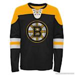 Adidas Goaltender LS Top - Boston Bruins - Youth