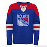 Adidas Goaltender LS Top - New York Rangers - Youth