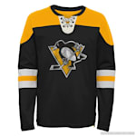Adidas Goaltender LS Top - Pittsburgh Penguins - Youth