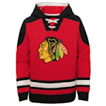 Adidas Ageless Must Have Pullover Hoody - Chicago Blackhawks - Youth