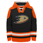 Adidas Ageless Must Have Pullover Hoody - Anaheim Ducks - Youth